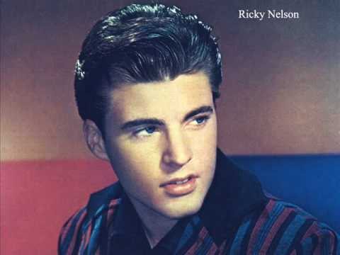 Ricky Nelson Lonesome Town Youtube