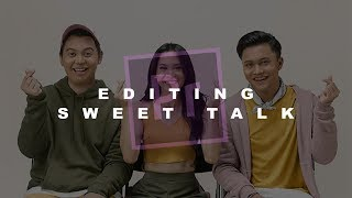 Cara Editing Music Video SWEET TALK Sheryl Sheinafia Rizky Febian Feat Chandra Liow