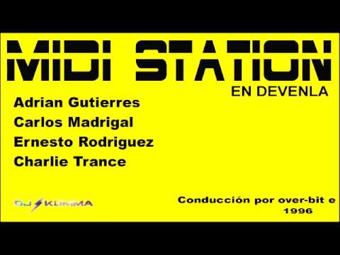 MIDI STATION / live Mexican Electronic music / Audio