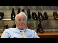 Factory Tour and Interview with Martin Grey, Head of Retail at Cheaney Shoes - The World of Shoes