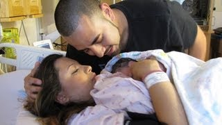 Repeat youtube video Meet My Baby Boy! Labor and Delivery Story 7.24.12