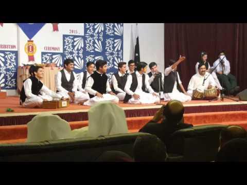 PEC Doha Qtr Annual day celebration   funny qawali  