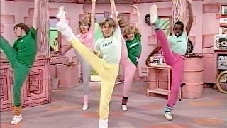 Emu's Pink Windmill Kids: Can't Stop The Music