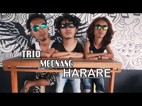 Trio Mbonang - Harare (Official Music Video)