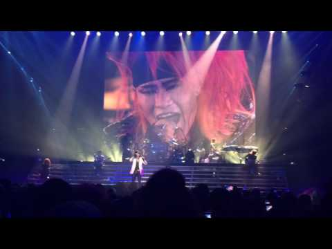 X JAPAN - Endless Rain - SSE Arena Wembley 2017