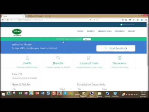 Introduction to Employee Navigator Benefits Administration Software-Colonial Life Demo