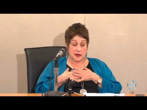 ISGAP: Phyllis Chesler & The Left