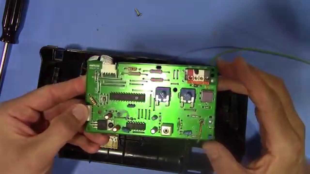 How To Swap A Garage Door Opener Circuit Board