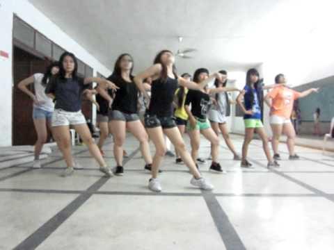 Lop hoc nhay hien dai Binh Thanh - Troublemaker dance [BoBo