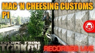 Mac 'n cheesing customs...