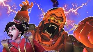 [Overwatch] The Winston Boss Battle