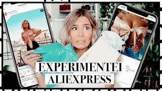 ENCOMENDEI DA ALIEXPRESS PELA PRIMEIRA VEZ! | Inês Rochinha