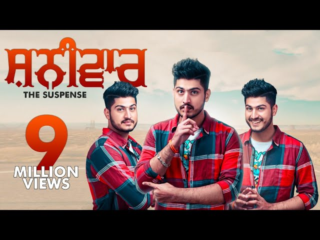 Shaniwar  (Full HD)●Gurnam Bhullar  ●New Punjabi Songs 2017