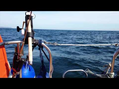 Sabre 27 UK South Coast - Sailing London to Plymouth