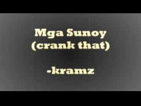 Crank That - Soulja Boy  (Mga Sunoy Ilonggo Version) - KrAmz