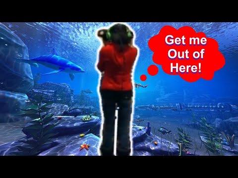 ✨HTC Vive Virtual Reality Tour Review/Vlog! March 4-5 2016✨
