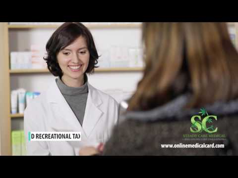 Get a Medical Cannabis Card Online