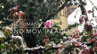 Schumann Piano Quartet op.47, 2nd Mov.