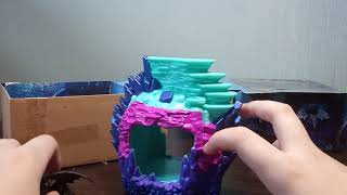 Обзор набора как приручить дракона 3 скрытый мир