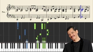 DeBarge - All This Love - Piano Tutorial + Sheets