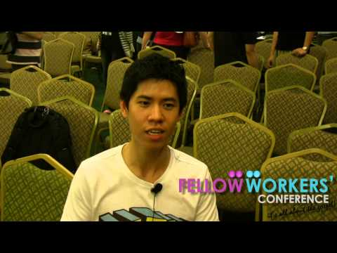 Experiencing Fellow Workers' Conference: Michael Woo