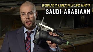 Onko eettistä, että Suomi tekee bisnestä Saudi-Arabian kanssa?