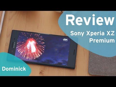 Sony Xperia XZ Premium review (Dutch)