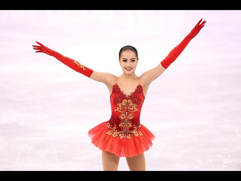 Who is Alina Zagitova, the 15-year-old Russian figure skater who won gold?