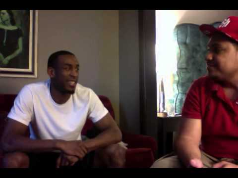Exclusive 1 on 1 with Markel Brown of the Brooklyn Nets