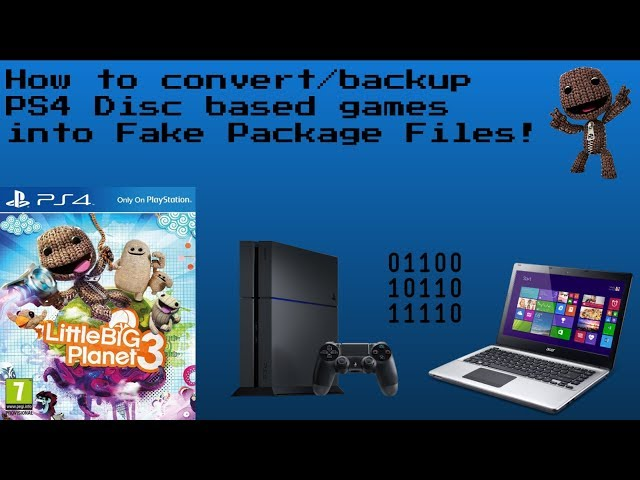How To Get Package Installer On PS4 Лучише игры для Sony