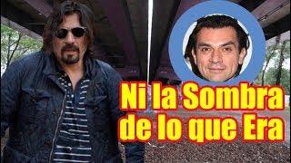 Confunden a Jorge Salinas con un Indigente