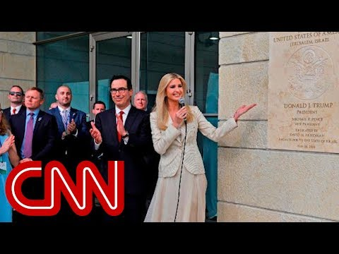 US opens new Embassy in Jerusalem