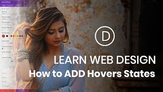Divi feature - Divi Hover Options