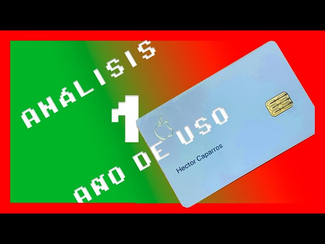 Apple Card 🇪🇦 Español || Review tras 1 año de uso 🤔