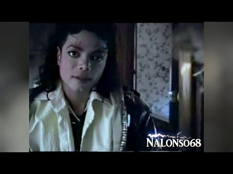 Michael Jackson - Backstage of Speed Demon HD