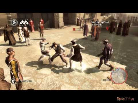 Assassins Creed 2 V1.0 Trainer +3