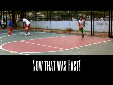 Fakee Crossover Dribble (Teaser) - Basketball Skillz