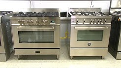 Italian Pro-style Ranges: Stainless Steals? | Consumer Reports