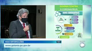 COMBATE À COVID-19: VACINAÇÃO EM GOIÂNIA SERÁ POR AGENDAMENTO