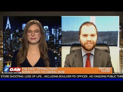 Jon Schweppe Discusses Gov. Noem's Veto of Girls' Sports Bill on OAN's Tipping Point