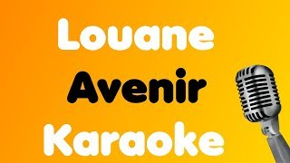 Louane - Avenir - Karaoke Mp3