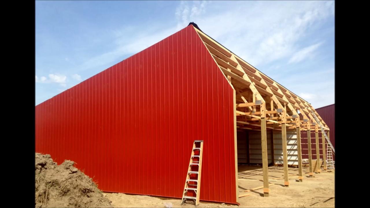 Pole Buildings Spokane Wa Discount Lumber Pole Barn Kits