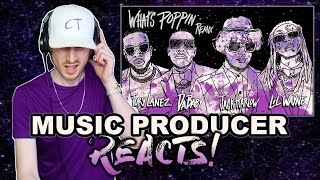 Music Producer Reacts to Jack Harlow - WHATS POPPIN (feat. DaBaby, Tory Lanez & Lil Wayne)