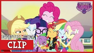 Human Twilight Transfers to CHS - MLP: Equestria Girls – Friendship Games! [HD]