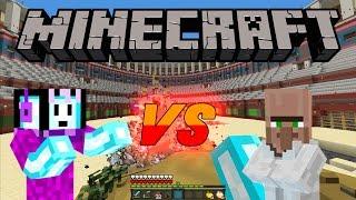 Perang Di Minecraft?! [Melawan Dokter Vinto] | Minecraft Indonesia BeaconCream S2 #14