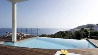 Villa Ibiza rental panoramic view on sea  |  Villa Ibiza in affitto vista mare, Formentera