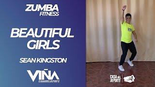 Zumba Fitness - Beautiful Girls · Sean Kingston - Viña Ciudad del Deporte