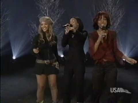 DESTINY'S CHILD (BEYONCE) -
