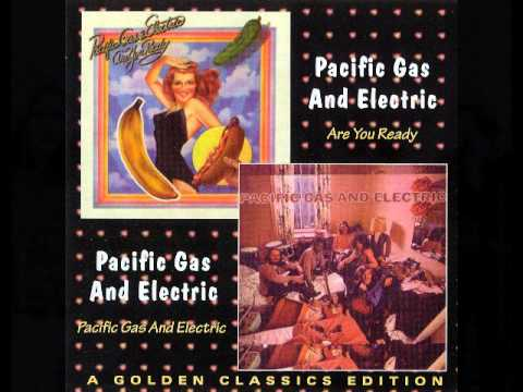 Pacific Gas And Electric - Screamin'