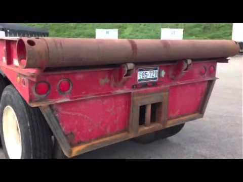 2008 OVERBILT Steel OilField Float For Sale